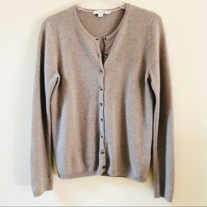 Boden Cashmere Cardigan Size 8
